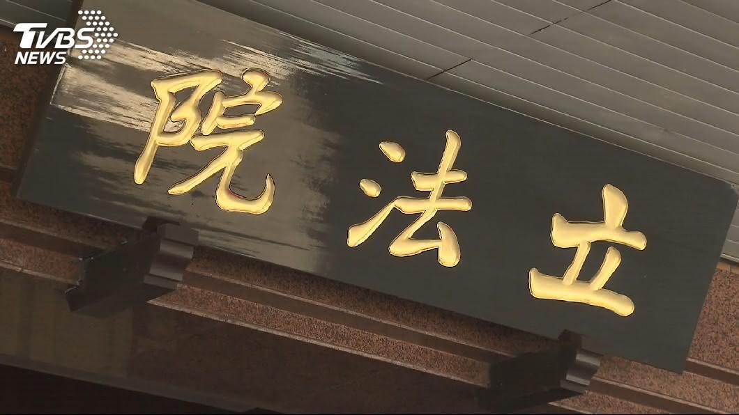 立法院會今天通過朝野各黨團所推派的修憲委員會委員名單。(圖/TVBS) 立院無異議通過朝野推派名單 啟動修憲委員會