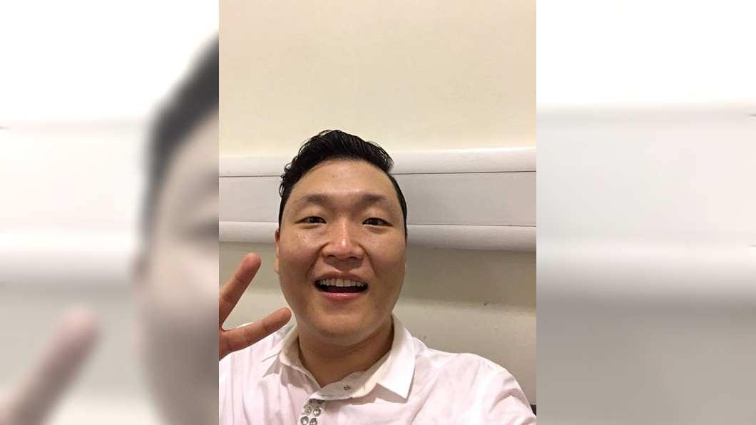 圖/擷取自PSY臉書 江南大叔沒戲唱! 南韓推PSY平壤演出傳遭拒