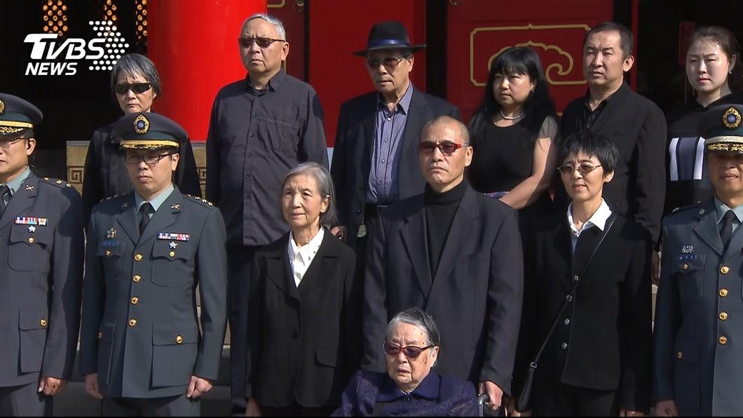 圖/TVBS 不願投共!少將趙仲容遭槍斃 入祀忠烈祠