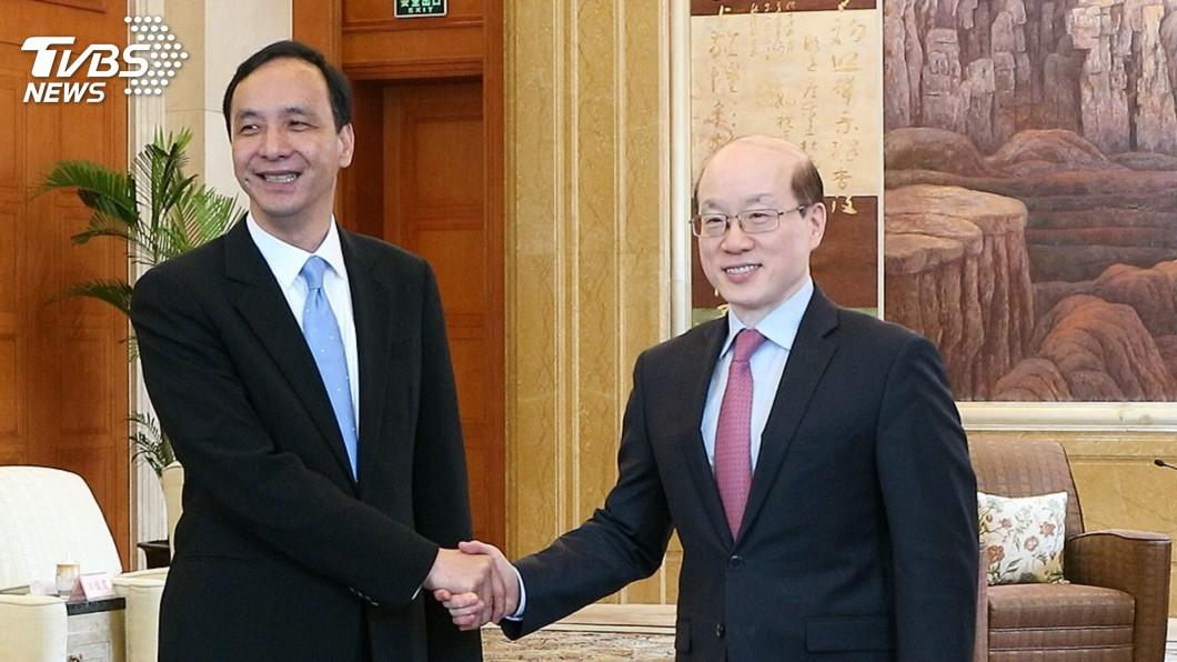 圖/中央社 朱劉會 內政部將要求新北市說明