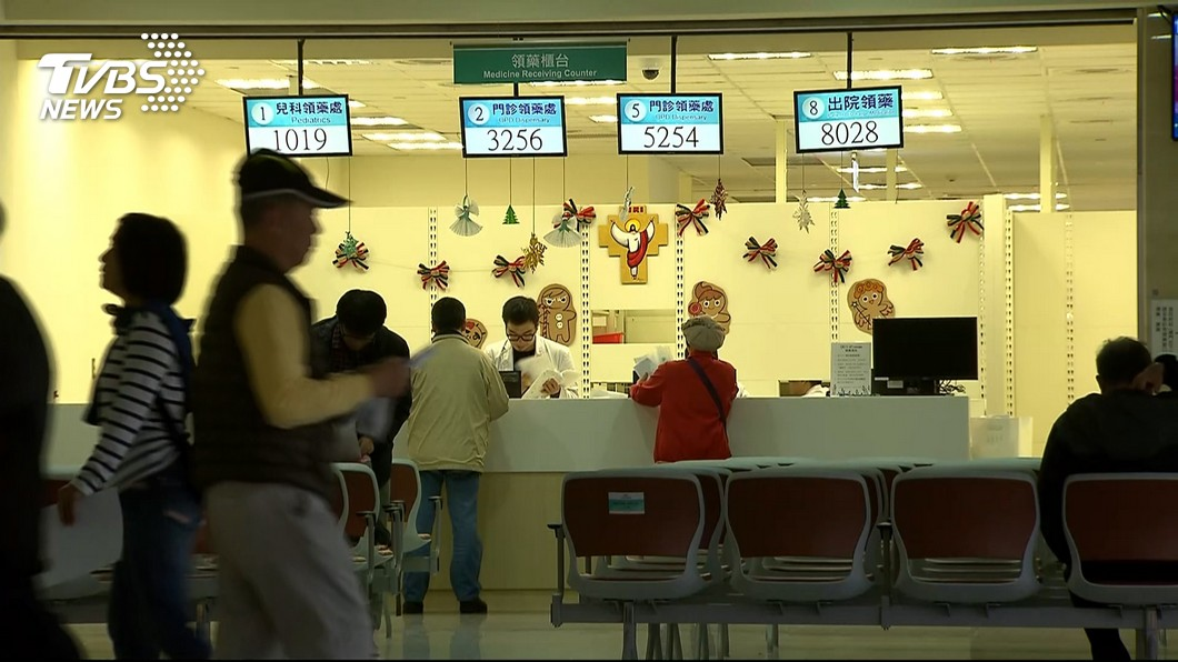 圖/TVBS 快訊/「同病同酬」支付制度 健保署擬7月實施