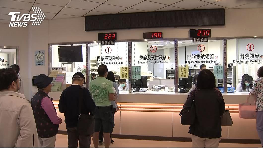 示意圖/TVBS 大醫院門診減量2% 13家醫學中心達標