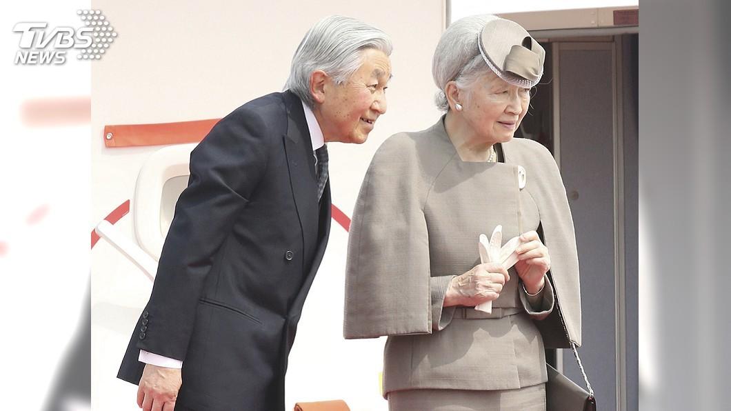 圖/達志影像美聯社 日本國境之西 日皇明仁首訪與那國島