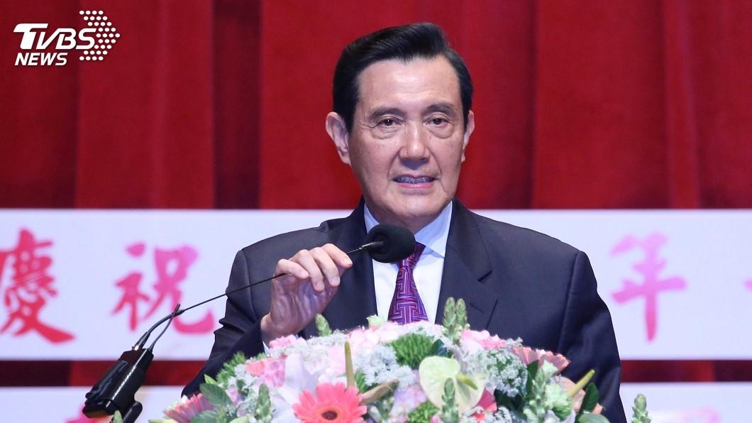 圖/中央社 馬英九喊話 盼蔡總統接見青年代表