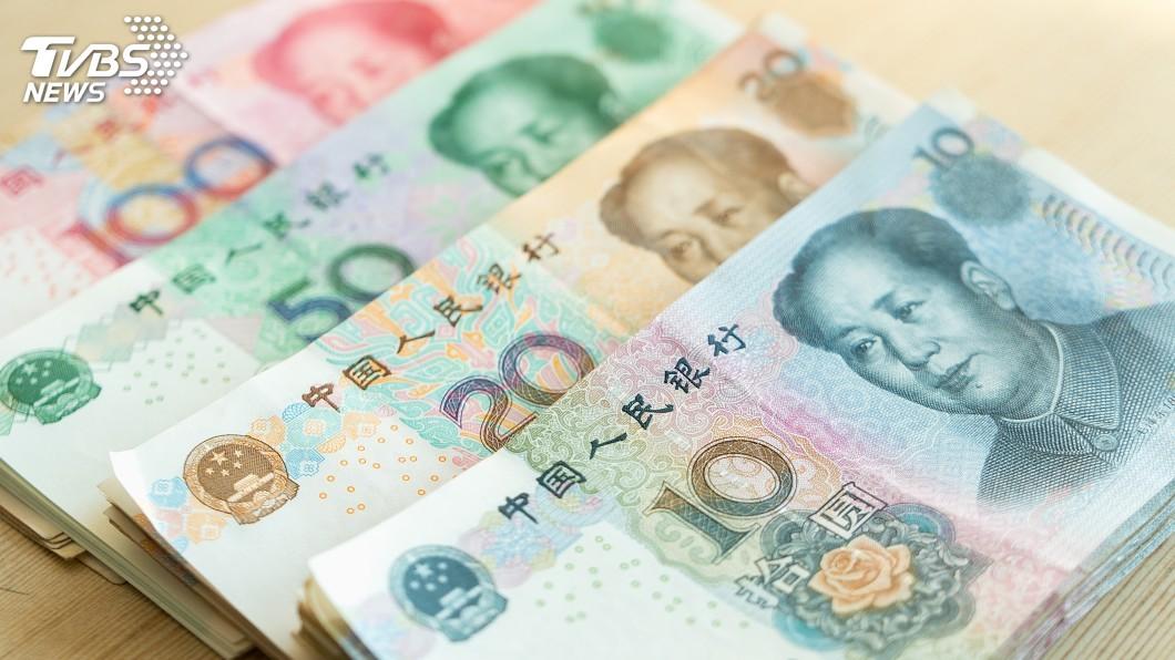 示意圖/TVBS 中美貿易談判在即 陸股開低人民幣中間價4連揚