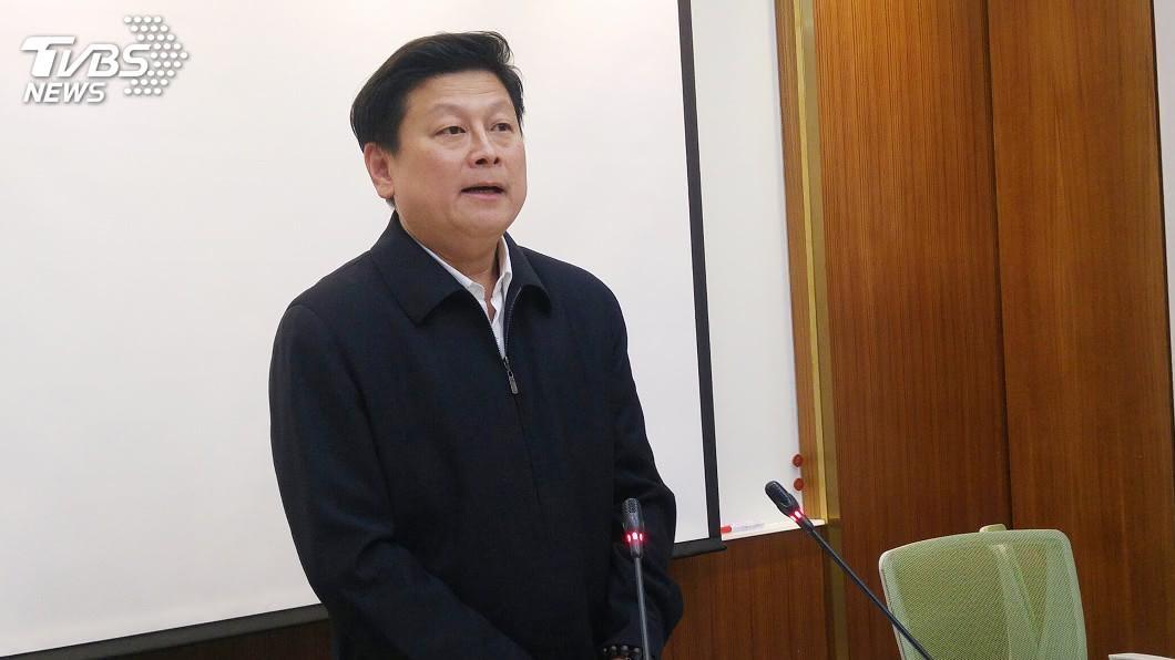 圖/中央社 快訊/涉理想大地轉售弊案 傅崐萁一審判無罪