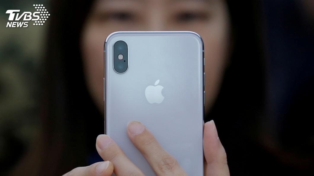 圖/達志影像路透社 蘋果傳3款新iPhone 這款出貨估達一半