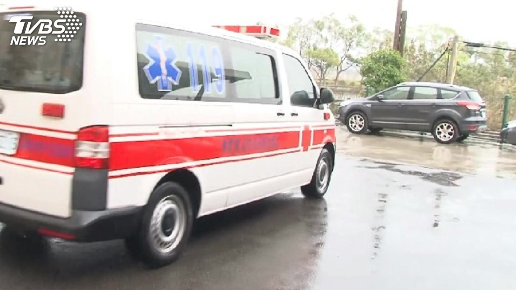 圖/TVBS 救護車鳴笛遭批太吵 小隊長當年用這招讓7里長閉嘴