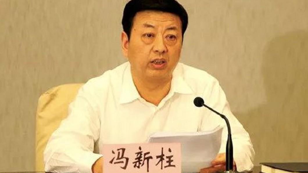 圖/擷取自新浪網 前陜西副省長馮新柱 違紀雙開成年度首虎