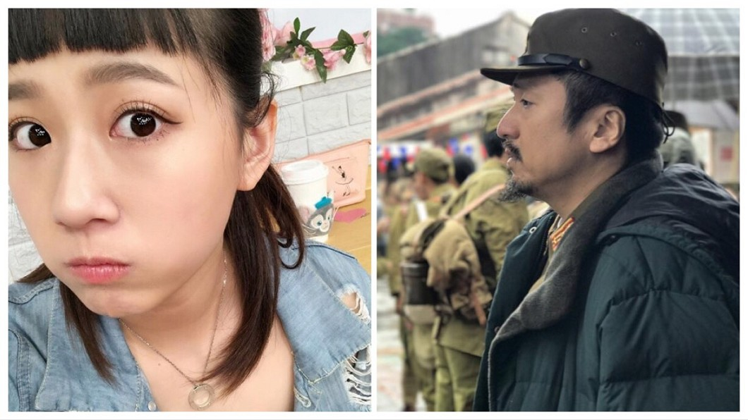 圖/翻攝自方志友IG、北村豐晴臉書 導演開黃腔「想喝妳的奶」致歉!方志友臉書曝真相