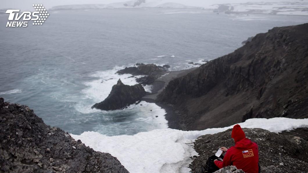 圖/達志影像美聯社 搶救南極生態 冰棚崩解速度加快專家憂