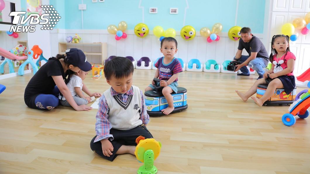 示意圖/中央社 擴大公共化幼兒園加準公幼微調 估年需418億