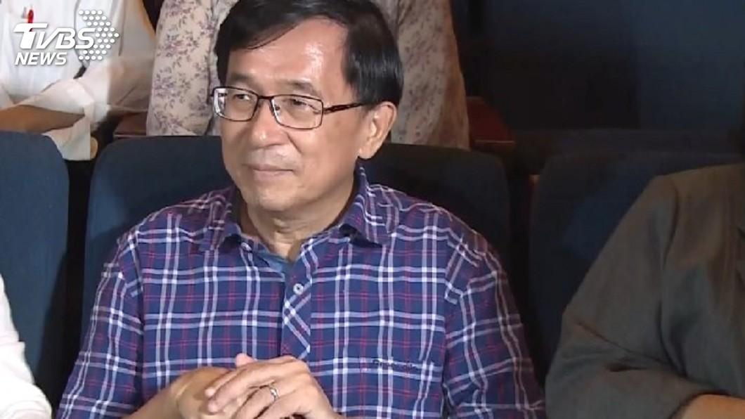 前總統陳水扁又在「新勇哥物語」針對年底九合一大選發表看法。(圖/TVBS) 阿扁又發新勇哥物語!批柯P白目 菊姐是最佳助選員