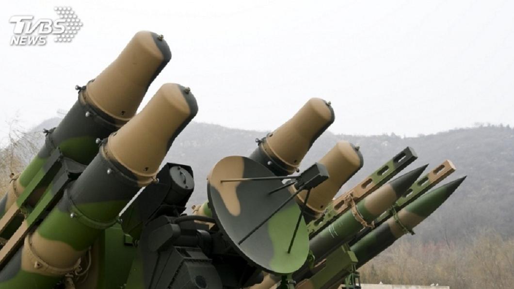 圖/TVBS 解放軍「預算多台15倍」準備台海衝突 國軍:嚴密掌握