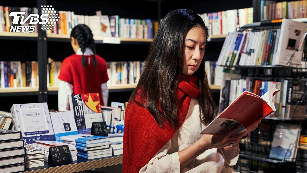 圖/中央社 深夜獨立書店 對書與人生的告白