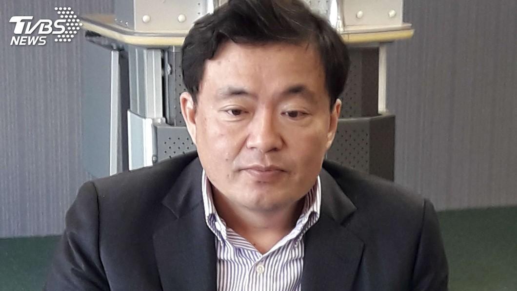 圖/中央社 洪耀福:台北市長選戰 未決定提名或禮讓