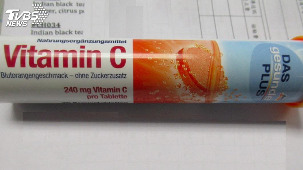 圖/中央社 德國進口發泡錠甜味劑超標 邊境攔下