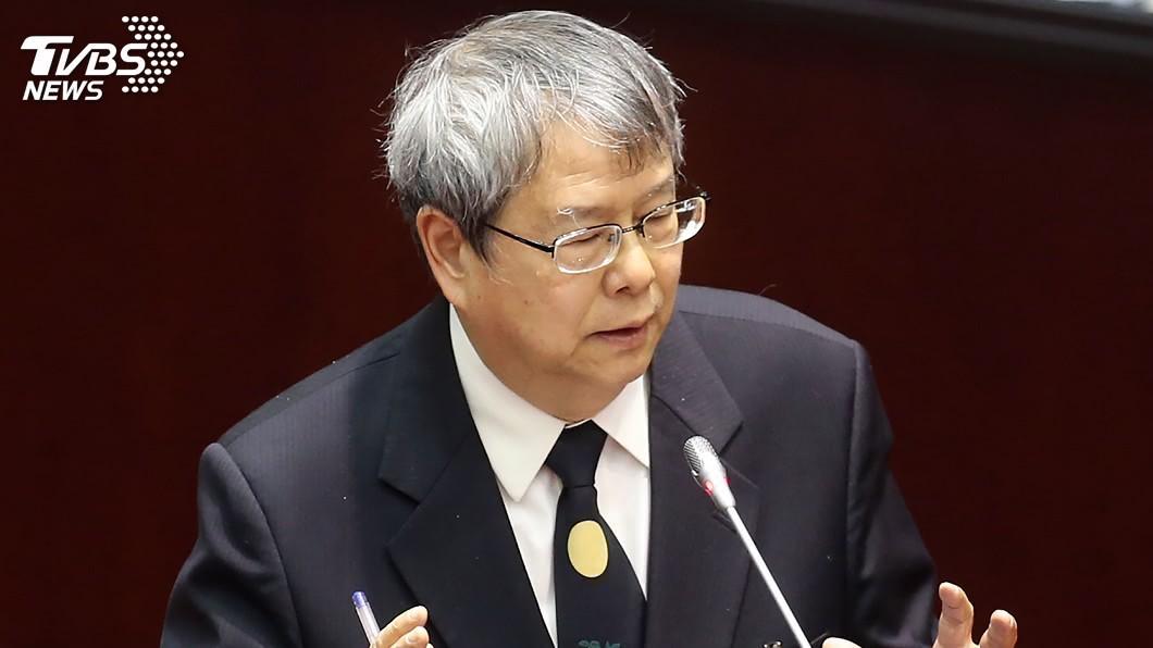 圖/中央社 查扁案再出手 陳師孟查換法官程序是否有隱情