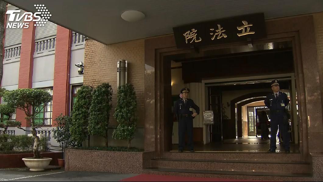 圖/TVBS 立院決議:事務官阻郵政協會歸國有 應調離現職