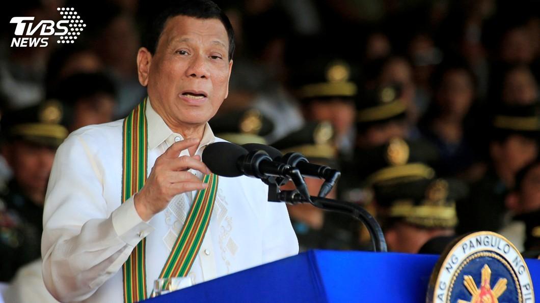 圖/達志影像路透社 博鰲年會 杜特蒂歡迎外資前進菲律賓