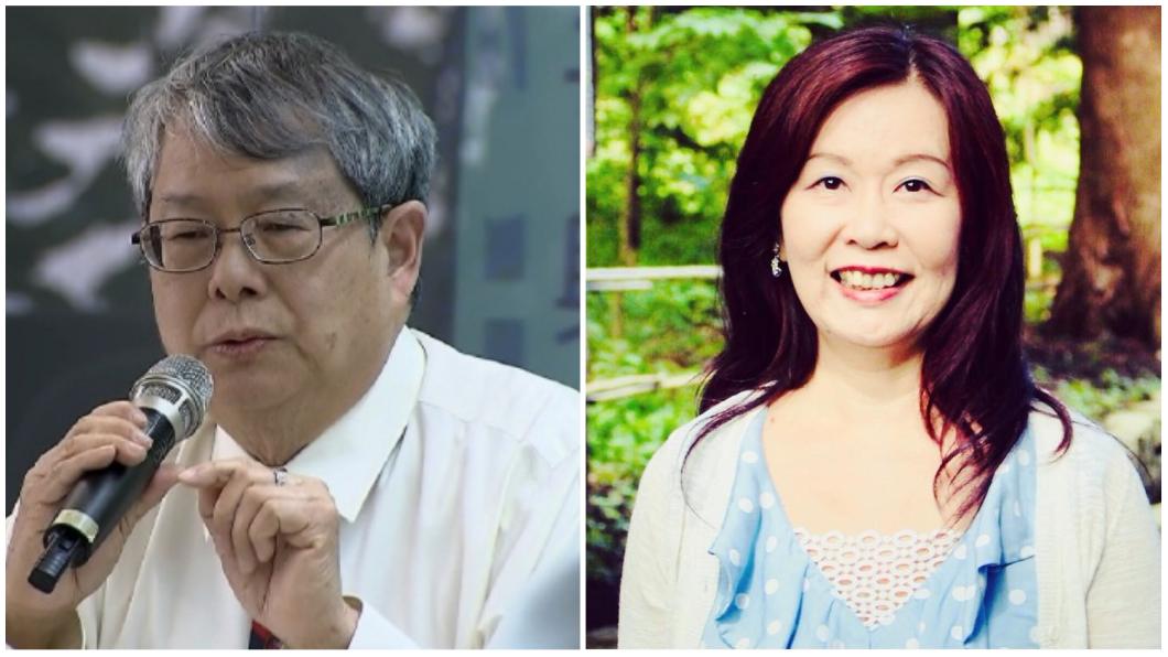 圖/TVBS、慶啟人臉書 陳師孟要查諷扁劇 慶啟人批:道歉有損尊嚴