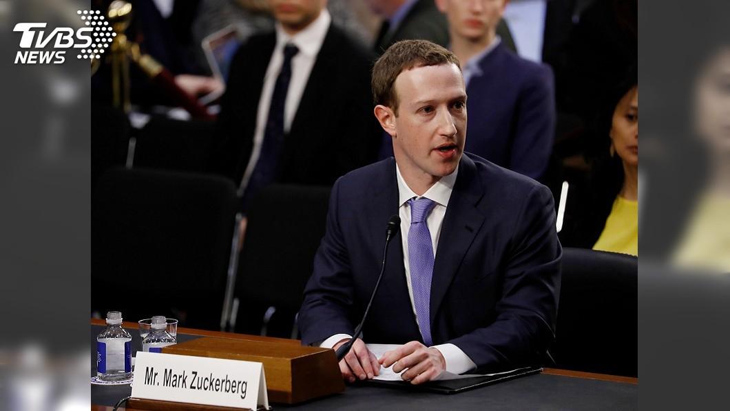 圖/達志影像路透社 臉書持續抗俄假訊息 配合通俄門調查