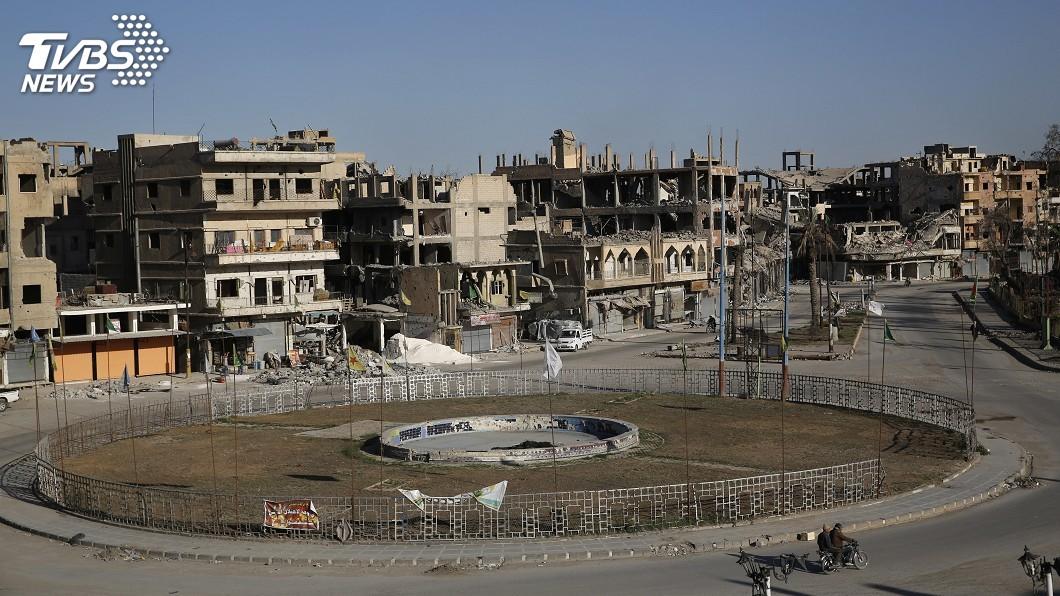 圖/達志影像美聯社 避免被西方攻擊 傳敘軍自重要設施撤離