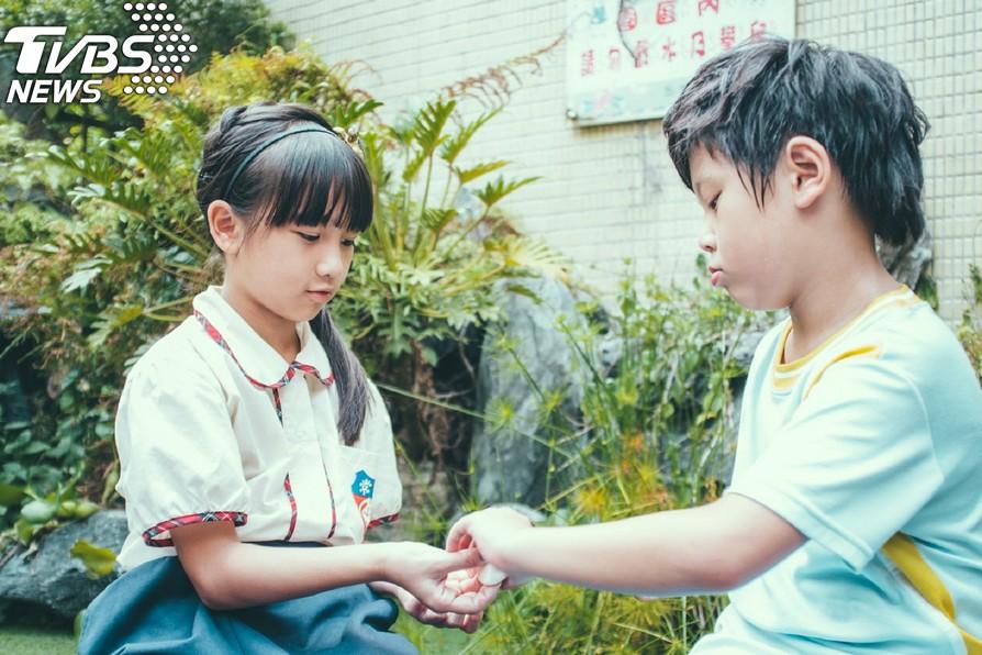 圖/前景娛樂提供 萌! 實力童星樂樂《小玩意》追愛 想演林真心