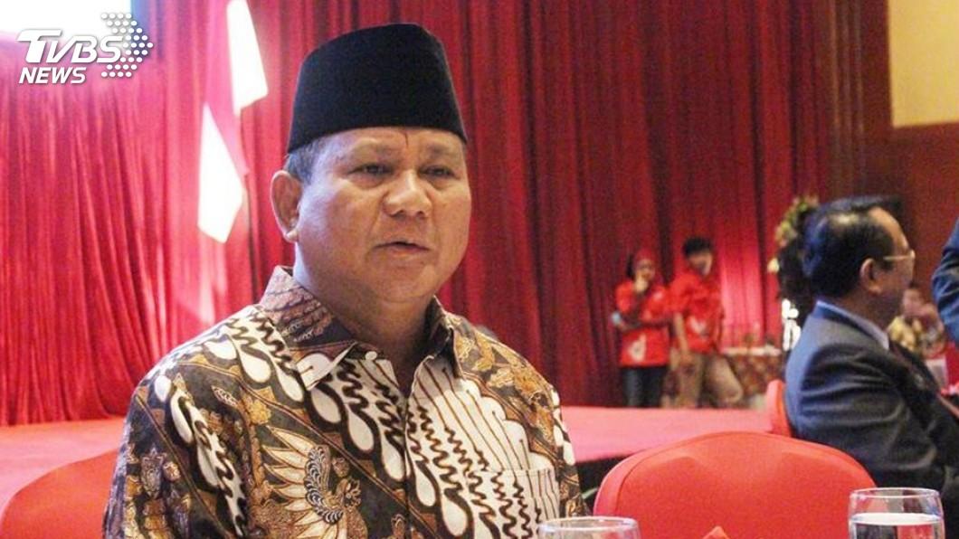 圖/中央社 印尼大選白熱化 普拉伯沃再戰佐科威