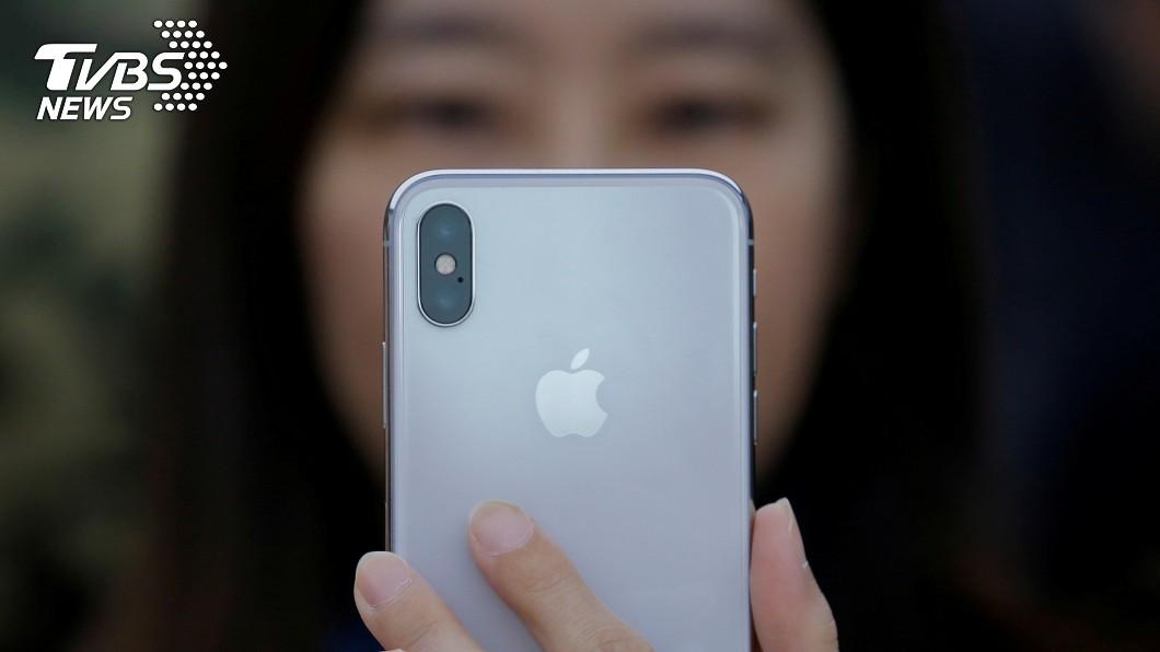 圖/達志影像路透社 iPhone今年ASP看佳 兩種情境出爐