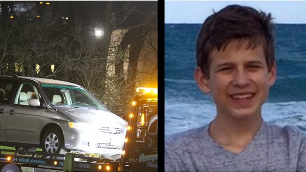 圖/翻攝YouTube 錄音曝光!少年倒頭栽車內身亡 生前報警卻被當惡作劇