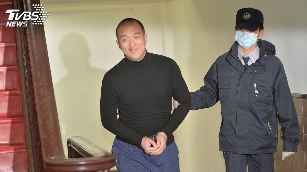 圖/中央社 共諜案遭判刑 周泓旭另涉國安法被起訴