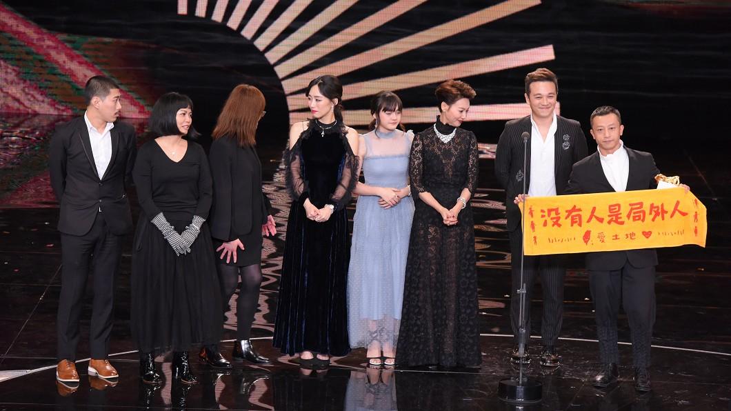 《血觀音》奪下去年金馬獎最大獎「最佳劇情片」。(圖/金馬執委會提供)