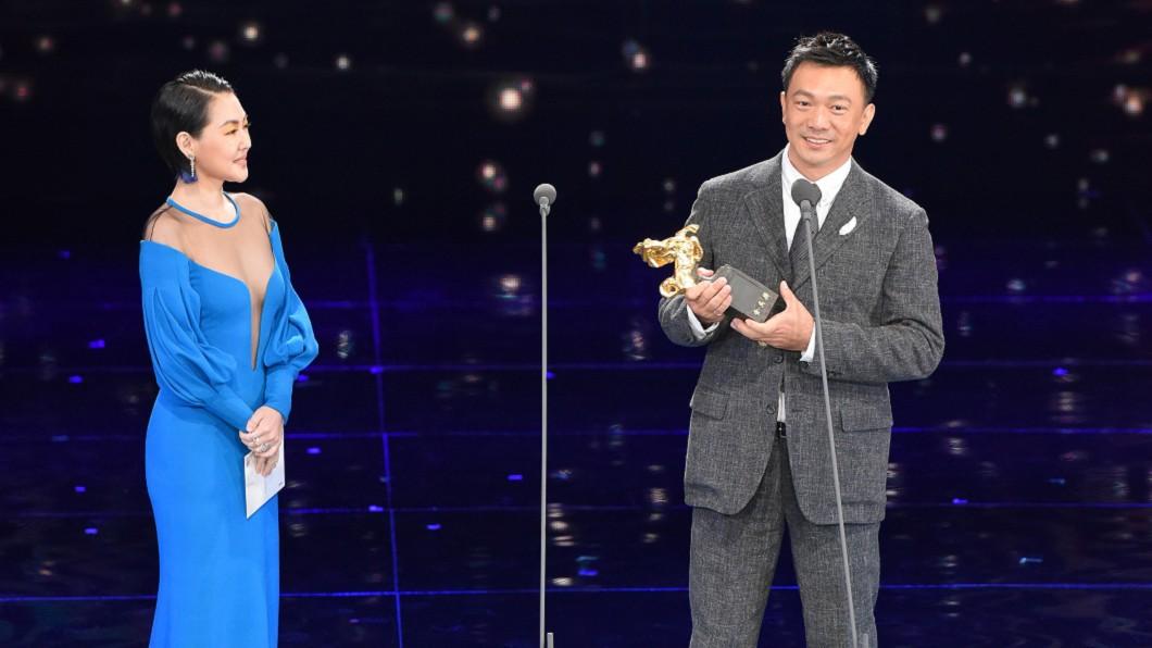 黃信堯去年憑著《大佛普拉斯》抱走金馬獎最佳新導演獎。(圖/金馬執委會提供)