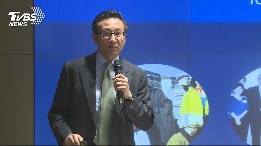 圖/TVBS 美媒:蔡崇信735億收購籃網 成NBA首位台灣老闆