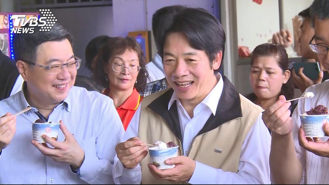 圖/TVBS 主張台獨!賴清德涉內亂罪遭簽結 新黨再告一次