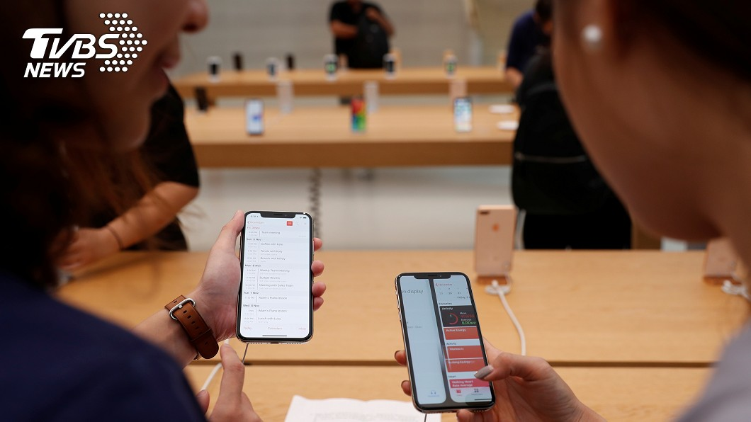 圖/達志影像路透社 iPhone銷量減ASP反升 蘋果訂價策略有玄機