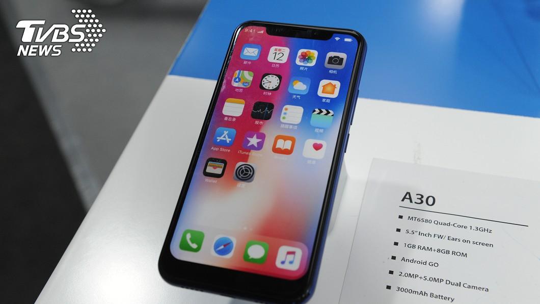圖/達志影像美聯社 iPhone傳提前備料 玉晶光漲逾9%大立光翻紅