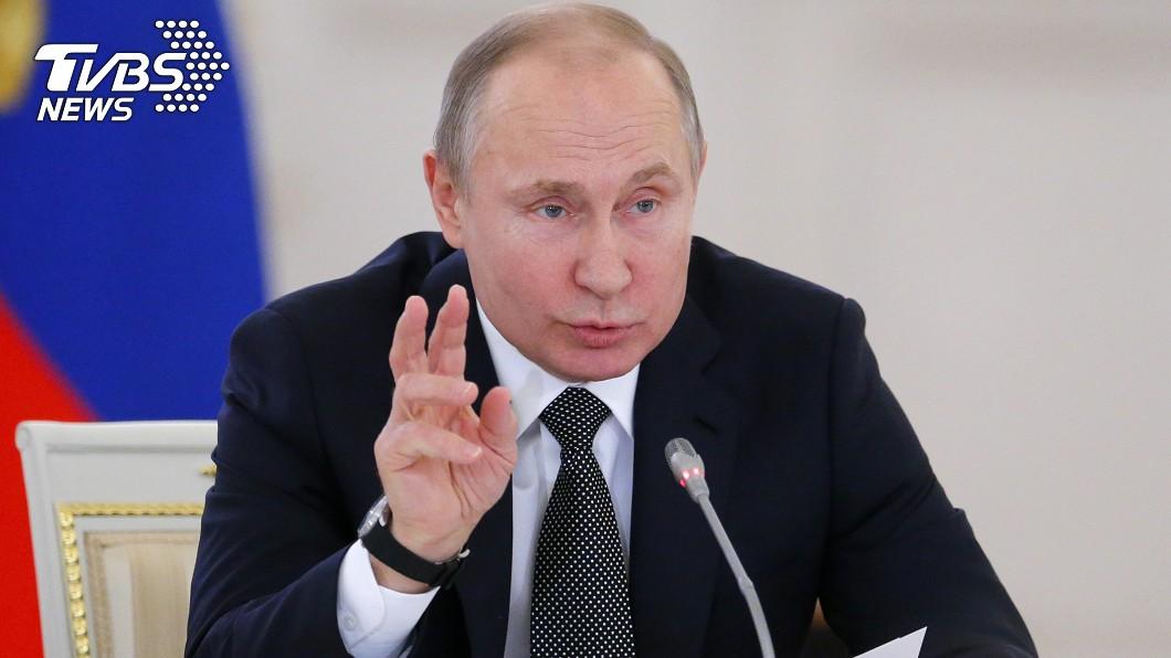 圖/達志影像路透社 俄警告西方 若再攻擊敘將釀全球混亂