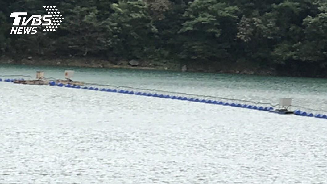 圖/中央社 阿姆坪防淤隧道開工 增石門水庫清淤量
