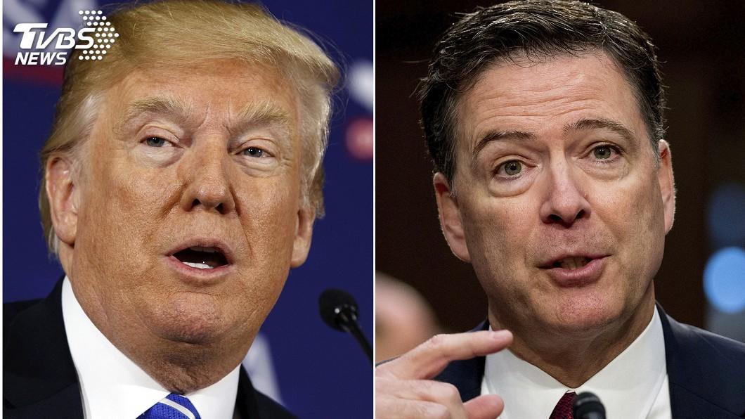 圖/達志影像美聯社 前FBI局長出書前受專訪 用詞犀利多所批評川普