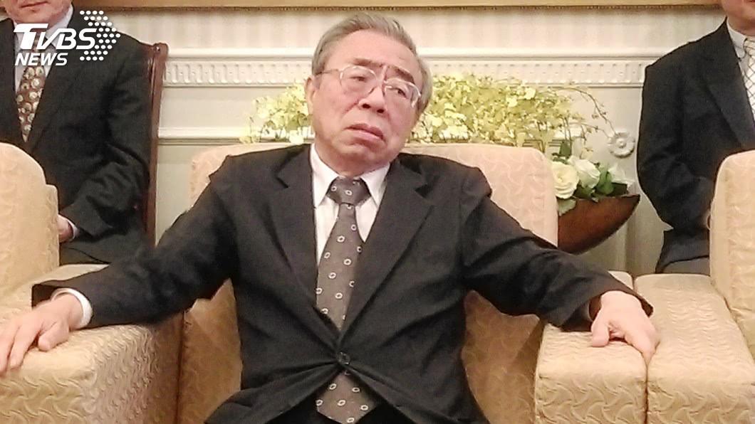 圖/TVBS資料畫面 王瑞華驚傳婚變 王文淵:不知道有點震驚