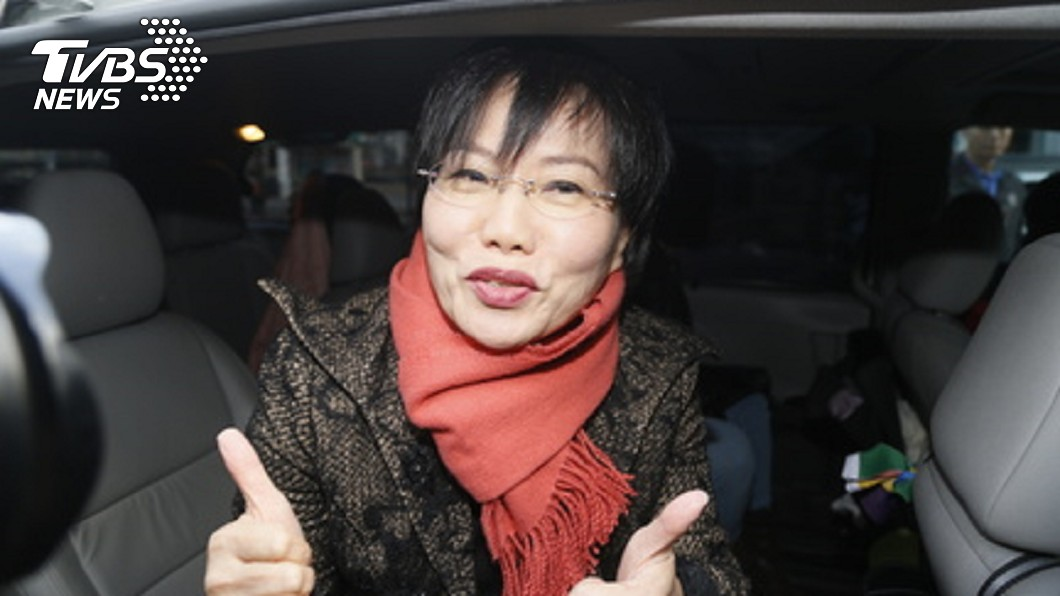 圖/中央社 立委選區重劃爭議 綠委連署提案修憲解決