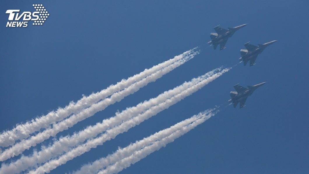 圖/達志影像路透社 印度空軍大型軍演 因應中國與巴基斯坦威脅