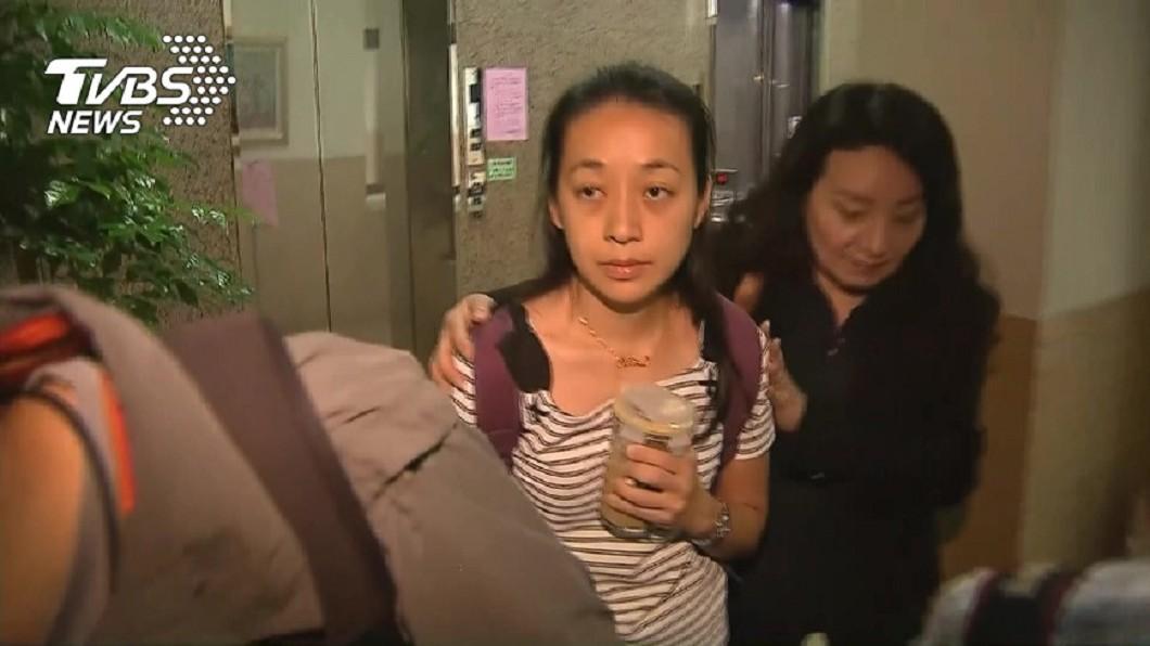 圖/TVBS資料畫面 高院反批不出庭 小燈泡母:請理解被害者難面對凶手