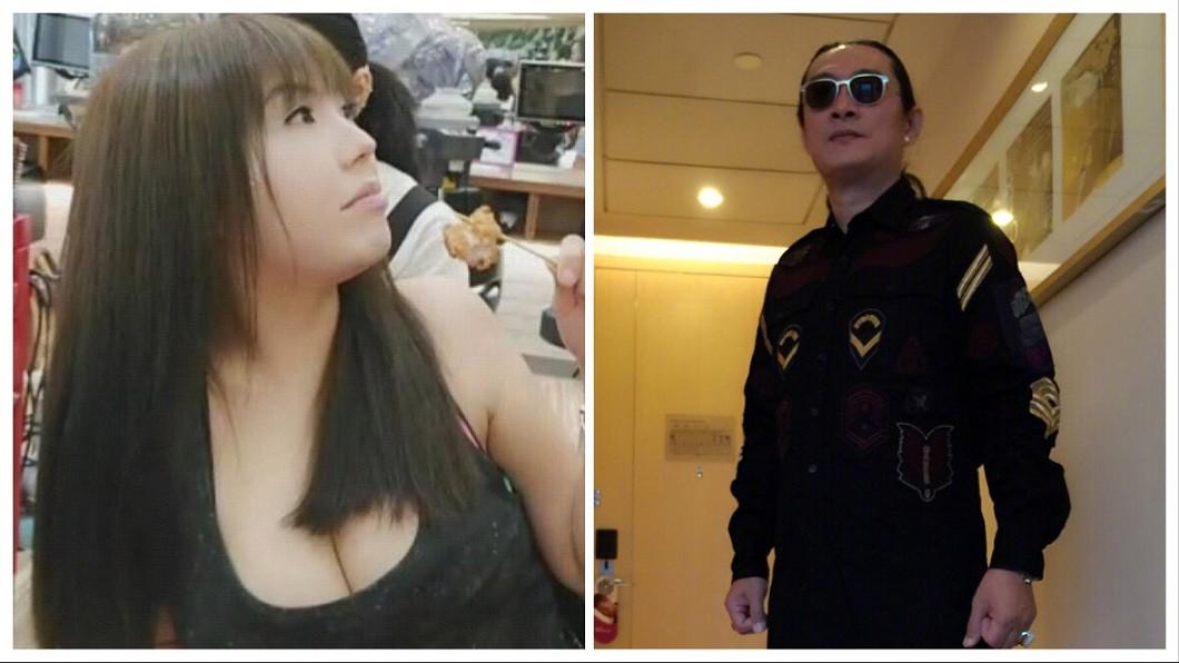圖/翻攝自劉樂妍、黃安微博