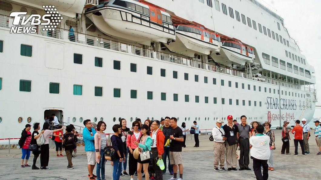 示意圖/TVBS 台灣郵輪市場蓬勃發展 預計2年內市區預辦登船