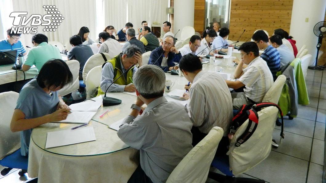 圖/中央社 防範漂流木致災 南投林管處協調分工