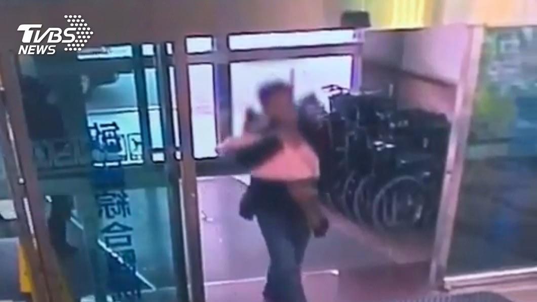 圖/TVBS資料畫面 5歲女童亂大小便!遭狠父活活打死 法官憾:雞婆一點
