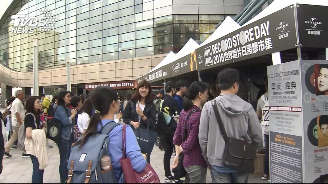 圖/TVBS 黃牛大量退換展演票券 6月有法可擋